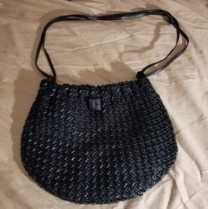 Bottega Veneta Drawstring Nylon Bag